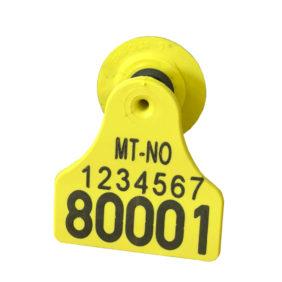 Product photo: Combi 3000 Rund Små gul