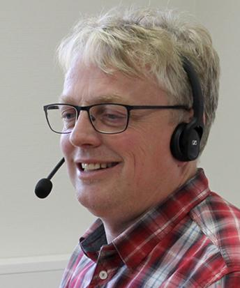 Foto: bent Olav Langbekkhei, medarbeider på OS IDs kundesenter