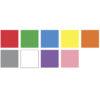 Photo: Colour palette FOKUS tags